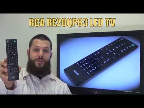 RCA RE20QP83 TV Remote Control