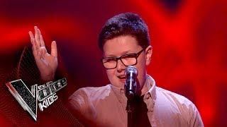 Daniel Performs 'Seasons of Love': Blinds 1 | The Voice Kids UK 2018