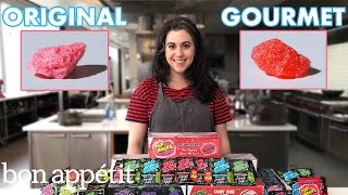 Pastry Chef Attempts To Make Gourmet Pop Rocks   Gourmet Makes   Bon Appétit