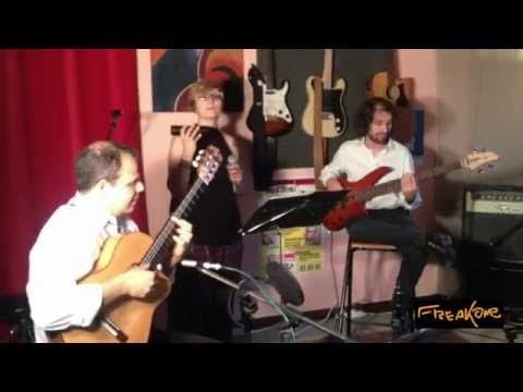 RumBahìa Soft Jazz Acoustic Band Torino Musiqua