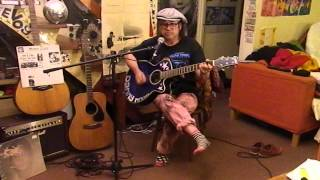 John Lennon - Angela - Acoustic Cover - Danny McEvoy