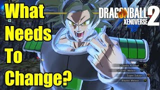 What Does DLC Pack 8 Need To Change? Dragon Ball Xenoverse 2