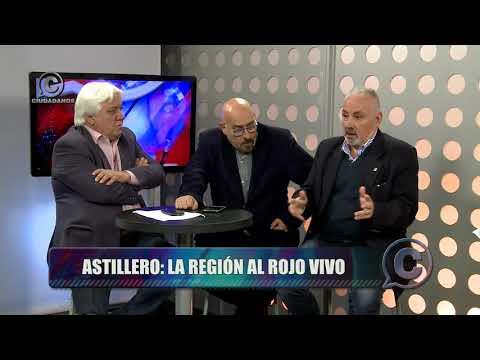 """VIDEO Allanamientos, crisis, humor social y el análisis de Jorge Joury en Ciudadanos: """"Ya hay Cristina 2019"""""""