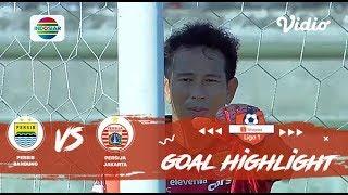 Persib Bandung (2) vs (0) Persija Jakarta - Goal Highlights   Shopee Liga 1