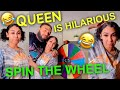 QUEEN NAIJA HILARIOUS SPIN THE WHEEL CHALLENGE WITH FANS, CLARENCE & LEE FOR PACK LITE