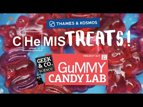 Youtube Video for Gummy Candy Lab USA