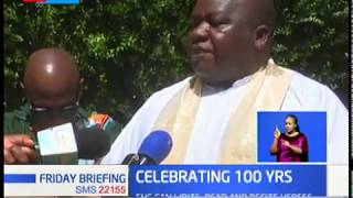 Celebrating 100 years: Granny remembers blessed Irene,  She was a student of Nyaatha