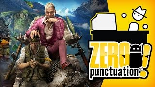 Far Cry 4 - F**k Eagles (Zero Punctuation)