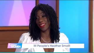 Heather Small | Loose Women | 26.02.19