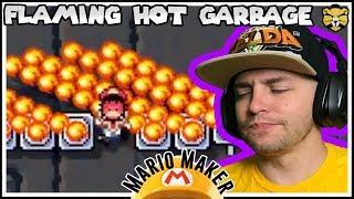 100 Marios And NO SKIPS! Super Expert Super Mario Maker