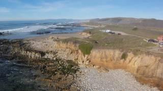 Pescadero Beach Ritewing Drak FPV Drone Proximity Craziness! HD