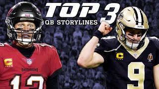 Kurt Warner's Top 3 QB storylines for Divisional Weekend by NFL