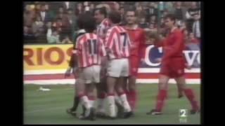 Sporting 0 - Albacete 2 Temp. 91/92 Jor.27