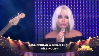 Ajda Pekkan & Sinan Akçıl - Dile Kolay (Canlı Performans)