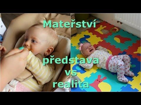 Mateřství | Představa vs Realita