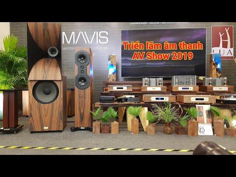 Triển lãm thiết bị nghe nhìn âm nhạc Việt Nam AV Show 2019