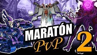 Batallas de Maratón PVP #2 - Mutants Genetic Gladiators