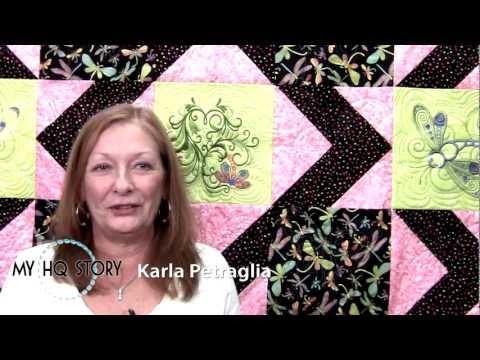 My HQ Story 2011 - Karla Petraglia