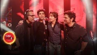 Us Rah Par - Ali Hamza & Ali Zafar feat. Strings - Coke Studio (Season 10) - Whatsapp Status