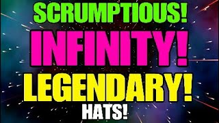 Scrumptious, Infinity, and Legendary hats! Plants vs Zombies Garden Warfare 2!