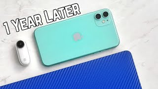 Apple iPhone 11 after 1 Year Review - From an Android Fan