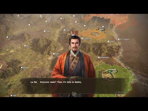 Gameplay de Romance of the Three Kingdoms XIV