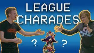 Cloud9 Vlog | League Charades