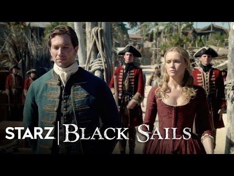Black Sails Season 3 (Featurette 'The Next Chapter')