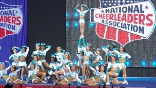 Cheer Extreme Raleigh Angels 4.2 Wins NCA 2017!!!