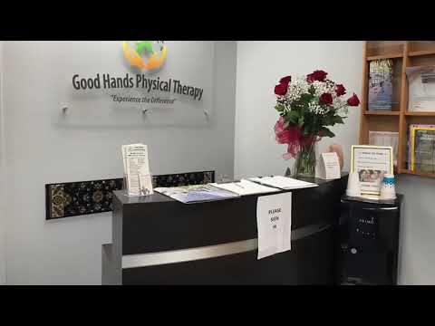 WELCOME TO GOOD HANDS PHYSICAL THERAPY