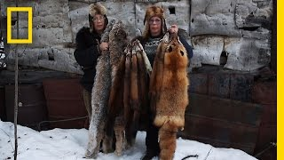 Alaska Twins Live Off the Land 150 Miles From the Nearest Store | National Geographic