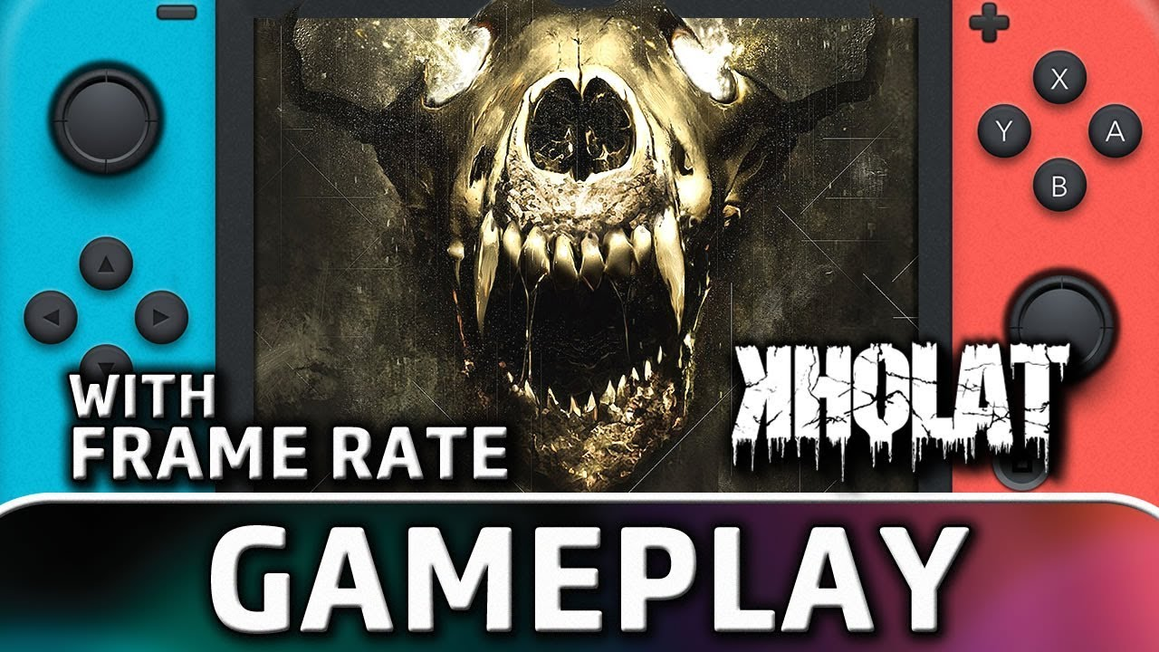 Kholat | Nintendo Switch Gameplay and Frame Rate
