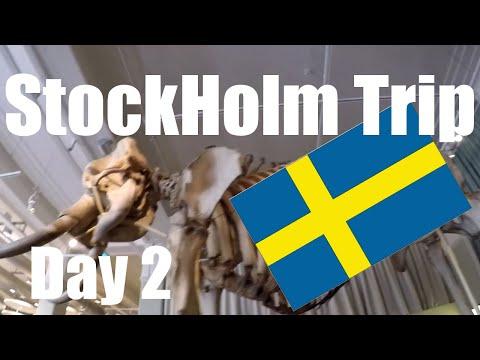 StockHolm Trip 2019 - 2nd Day - 29.6.2019 (Upravená vezia)