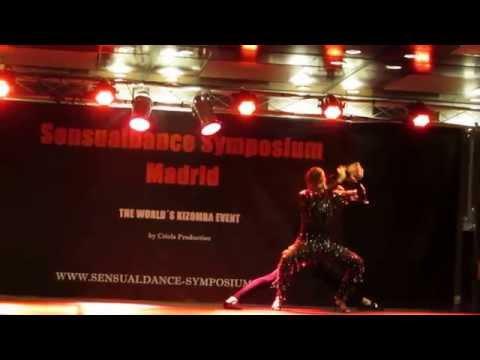Nuno & Nagyla SENSUALDANCE SYMPOSIUM MADRID 2014