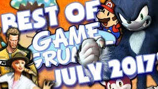 BEST OF Game Grumps - July 2017