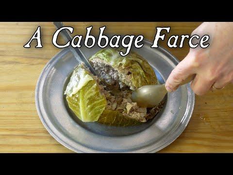 A Cabbage Farce – 18th Century Cooking S6E4