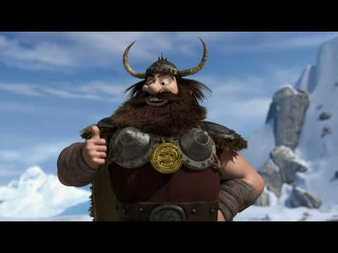 How to Train Your Dragon (Olympic Vignette 'Bobsled')