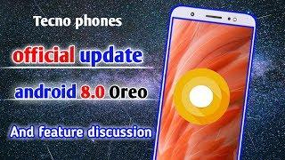 oreo update for tecno camon i - मुफ्त ऑनलाइन वीडियो
