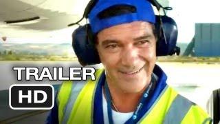 I'm So Excited Official Trailer #1 - Penélope Cruz, Antonio Banderas Movie HD