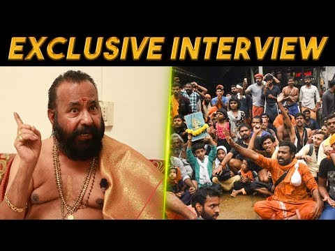 KK Nair Exclusive Interview | Sabarimala Issue