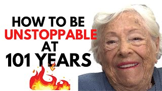 HOW TO LOOK FABULOUS OVER 100 YEARS OLD | #FIERCEAGHING | Nikol Johnson