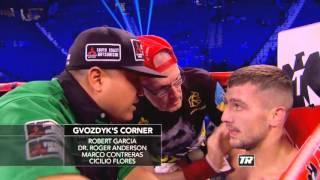 Oleksandr Gvozdyk vs Nadjib Mohammedi [FULL FIGHT HD] (4.9.16)