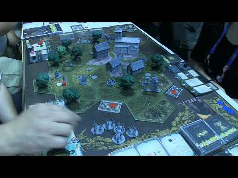 Gen Con 50 Coverage 44: Time of Legends Joan of Arc from Mythic Games