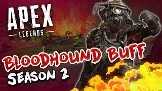 Apex Legends Tips Bloodhound Buff Season 2 PC XBOX PS4