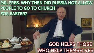 When is easter 2020 in russia