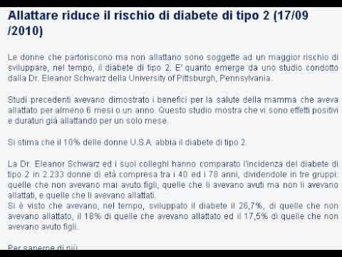 Se è possibile fare a meno compresse nel diabete di tipo 2