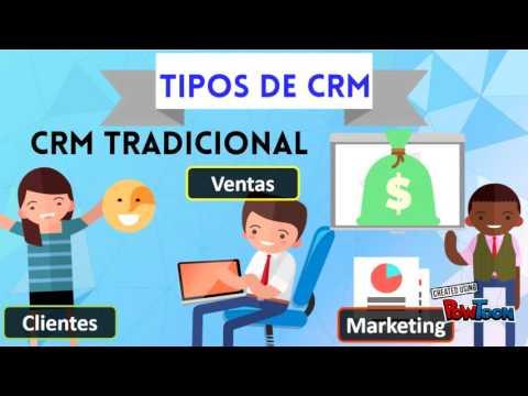 CRM: Gestión de Relaciones con los Clientes