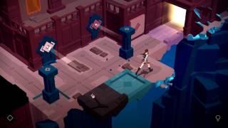 "Lara Croft GO Walkthrough The Mirror of Spirits Level 3 ""The Foyar"""