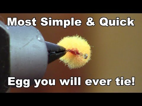 Simple and quick egg!