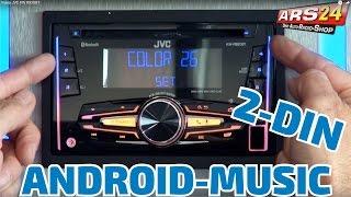 JVC KW-R920BT | 2-DIN Autoradio | Review | ARS24